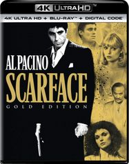 Scarface Gold Edition [1983] (4K-Ultra HD)