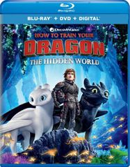 How To Train Your Dragon: The Hidden World (BLU)