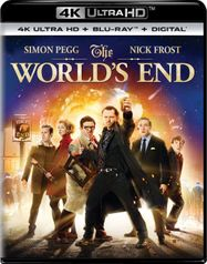 The World's End (4K-Ultra HD)