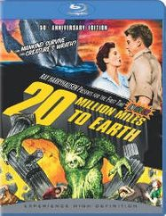 20 Million Miles to Earth [1957] (BLU)