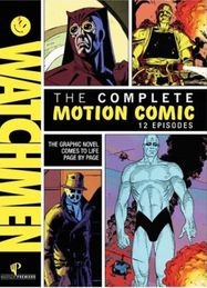 Watchmen: The Complete Motion Comic (DVD)