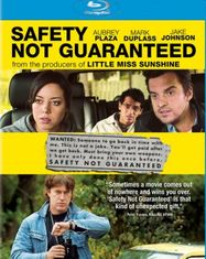 Safety Not Guaranteed (BLU)