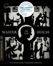 Master of the House [1925] [Criterion] (BLU)