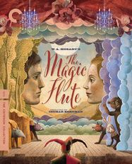 The Magic Flute [Criterion] (BLU)