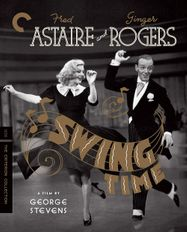 Swing Time [Criterion] (BLU)