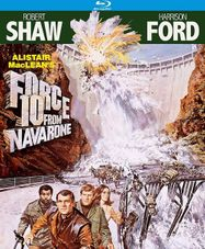 Force 10 From Navarone [1978] (BLU)