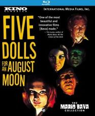 Five Dolls for an August Moon [1970] (BLU)