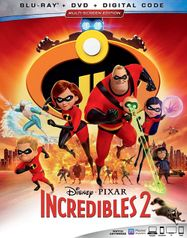 Incredibles 2 (BLU)