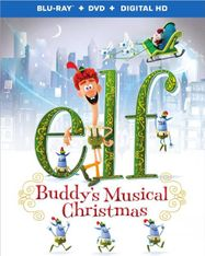 Elf: Buddy's Musical Christmas (BLU)