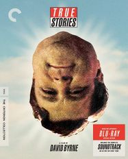True Stories [Criterion] (BLU)