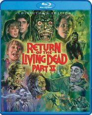 Return Of The Living Dead: Part II [Collector's Edition] (BLU)