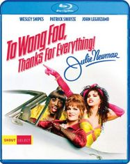 To Wong Foo Thanks For Everything! Julie Newmar (BLU)
