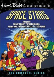 Space Stars: The Complete Series (DVD)