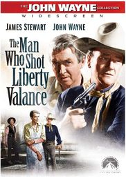 The Man Who Shot Liberty Valance (DVD)