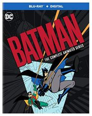 Batman: The Complete Animated Series (BLU)