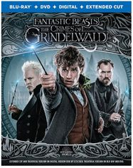 Fantastic Beasts: Crimes Of Grindelwald (BLU)