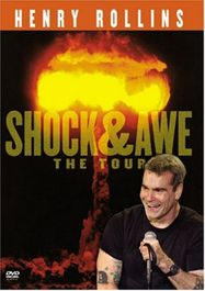 Henry Rollins: Shock & Awe, The Tour (DVD)