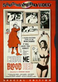 Color Me Blood Red (DVD)