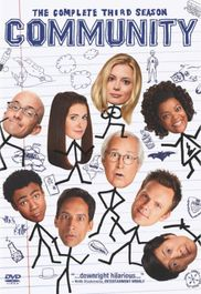 Community: The Complete Third Season (DVD)