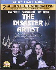 The Disaster Artist [Autographed] (BLU)