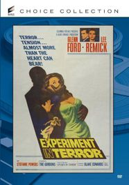 Experiment in Terror [1962] (DVD-R)