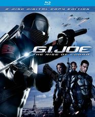 G.I. Joe: The Rise of Cobra (BLU)