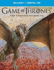 Game of Thrones: The Complete Seasons 1-6 (BLU)