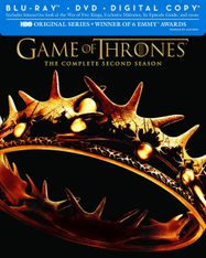 Game of Thrones: The Complete Second Season (BLU)