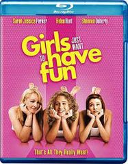 Girls Just Want to Have Fun [1985] (BLU)