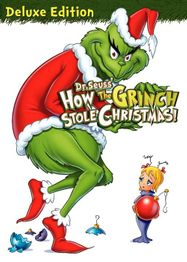 How the Grinch Stole Christmas [1966] (DVD)
