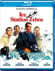 Ice Station Zebra [1968] (BLU)