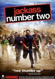 Jackass Number Two (DVD)