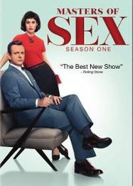 masters of sex season one dvd