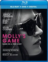 Molly's Game (BLU)