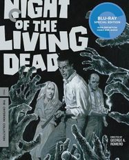 Night of the Living Dead [1968] [Criterion] (BLU)