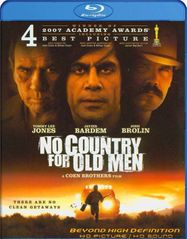 No Country for Old Men (BLU)
