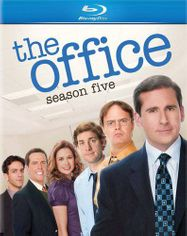 The Office: Season Five (BLU)