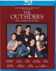 The Outsiders: The Complete Novel (BLU)