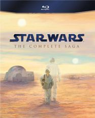 Star Wars: The Complete Saga (BLU)