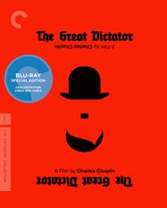 The Great Dictator [1940] [Criterion] (BLU)