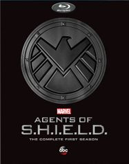 Agents of S.H.I.E.L.D.: The Complete First Season (BLU)