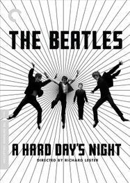 A Hard Day's Night [1964] [Criterion] (DVD)