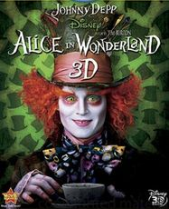 Alice in Wonderland 3D (BLU)