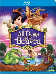 All Dogs Go to Heaven (BLU)
