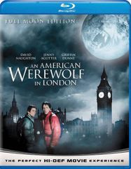 An American Werewolf In London (BLU)