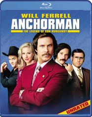 Anchorman: The Legend of Ron Burgundy (BLU)