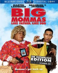 Big Mommas: Like Father, Like Son (BLU)