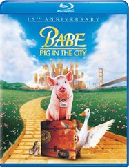 Babe: Pig in the City (BLU)
