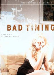 Bad Timing [1980] [Criterion] (DVD)