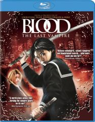 Blood: The Last Vampire [2009] (BLU)